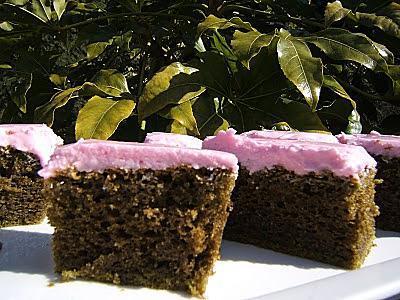 recette Gâteau au thé vert