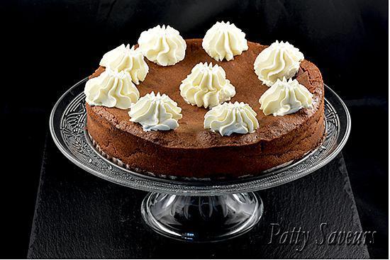 recette Tourte Rustique Chocolat Amandes