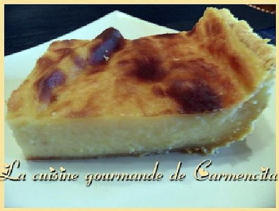 recette Flan vieille recette chaumontaise ou Flan pâtissier