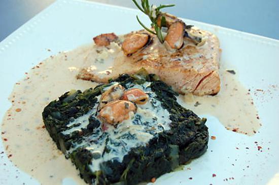 Les meilleures recettes de sauce pour moules - Comment cuisiner pave de saumon ...