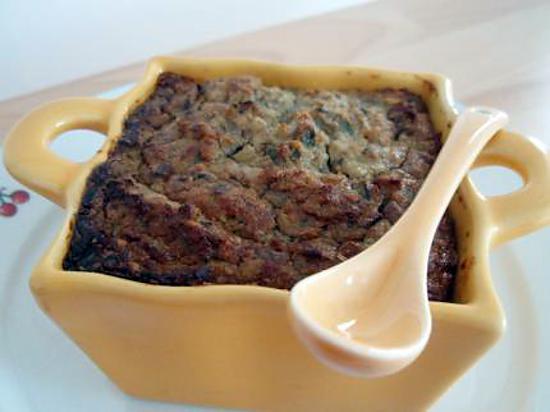 recette Papetons d'aubergines (garniture provençale )