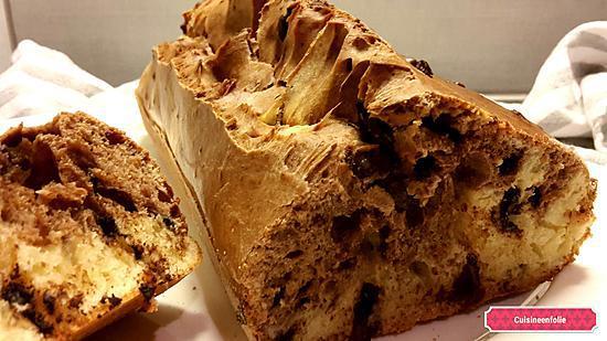 recette Cake chocolat amande et huile d'olive
