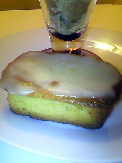 recette Cake marscacitron