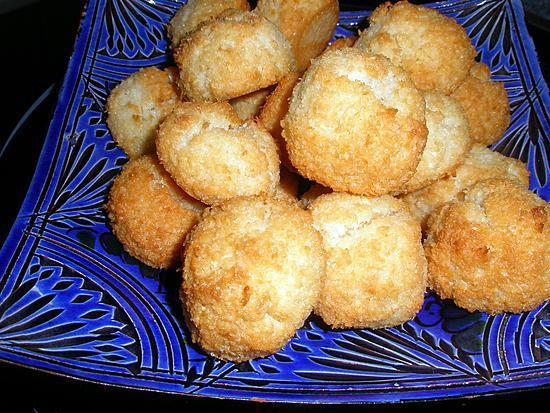recette Rocher noix de coco de Guy miammm!!!