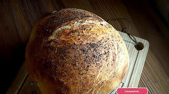 recette Pain au raifort cuisson cocotte