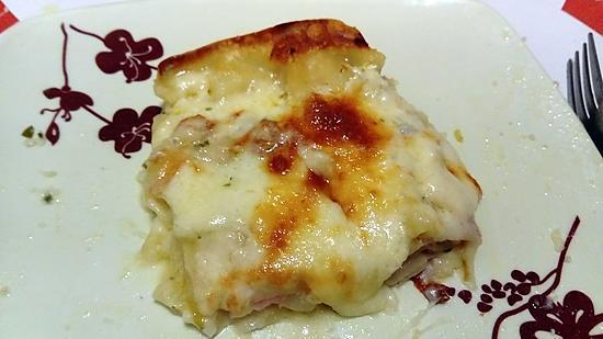recette Lasagne au gorgonzola et chicon
