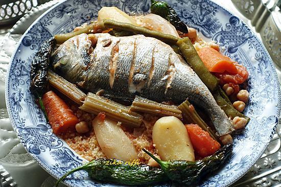 poisson navet recette