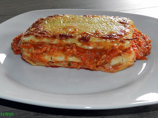 Recette De Lasagne Sauce Bolognaise