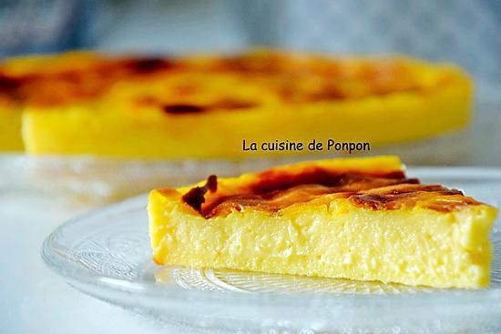 recette Flan parisien de Christophe Michalak