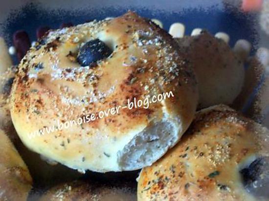 recette pain aux olives et aux herbes excellent