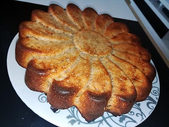 recette Gâteau de pain rassis