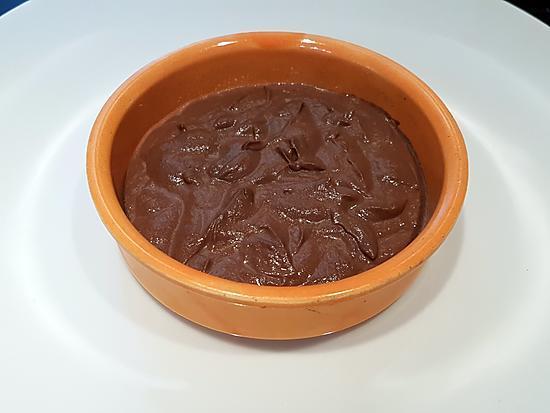recette Crème chocolat façon La Laitière