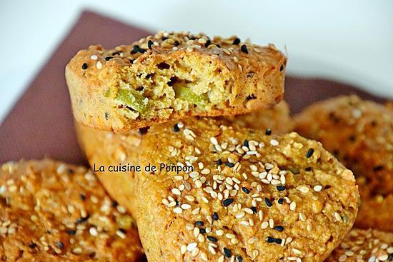 recette Petits pains à la farine de graines germées, sans beurre