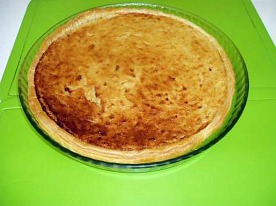 recette ma tarte aux pommes revisitée