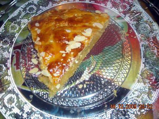 Recette de galette des rois frangipane par rayana for Decoration galette des rois frangipane