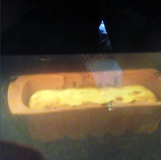 recette amandine au patate
