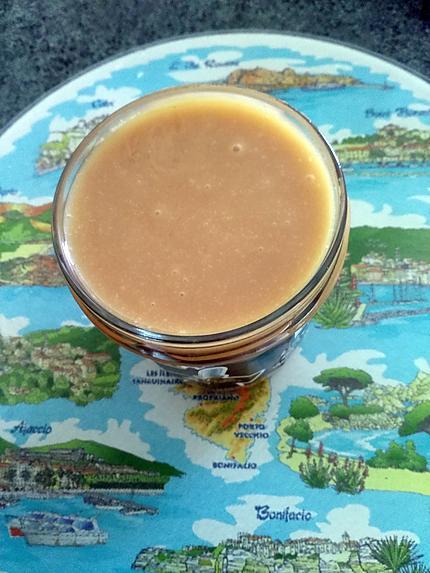 recette Caramel au  beurre salé ( thermomix)