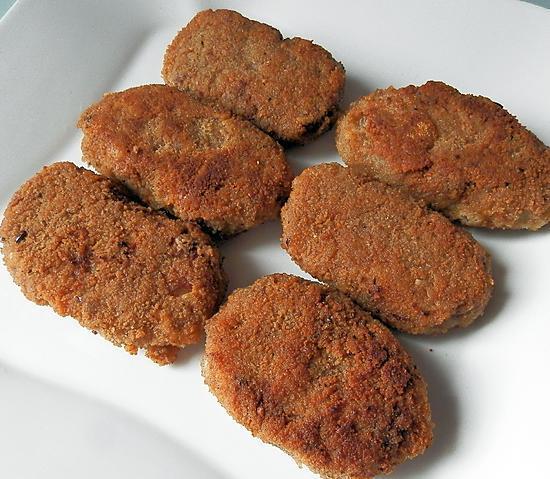 recette Kadınbudu köfte - Cuisses de femmes