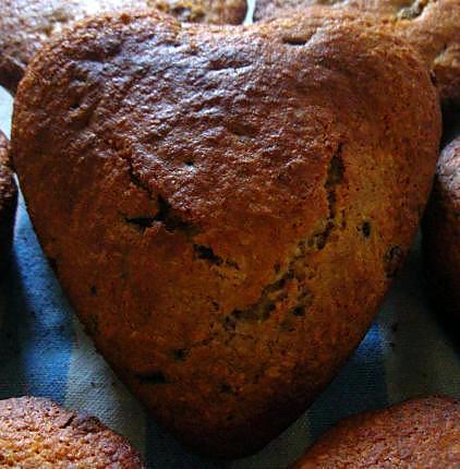 recette Moelleux vitaminé au petit air de pain d'épices