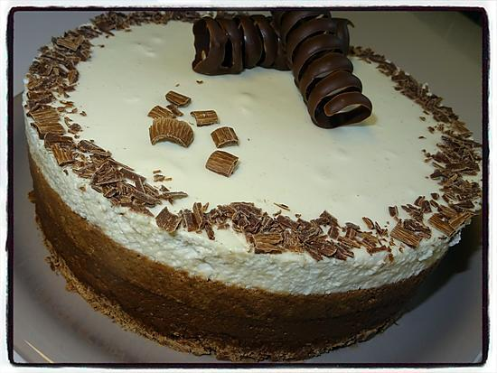 recette Croustillant aux 3 chocolats
