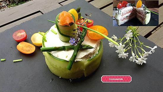 recette Sandwich au saumon sexy ! !..