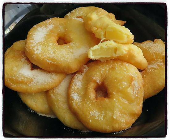 recette Beignets d'ananas