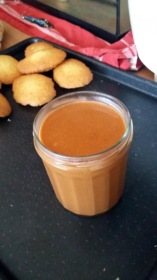 recette Caramel au beurre salé pour les crêpes mummmmmm