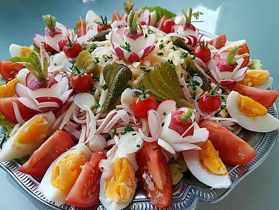 recette salade alsaciienne