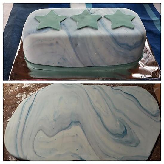 recette Pâte à sucre marshmallow