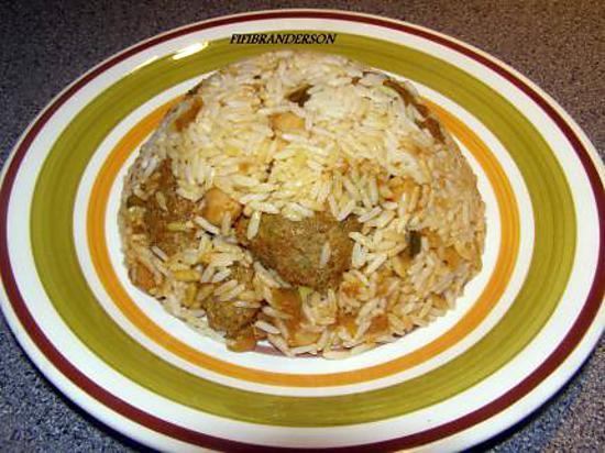 Recette de riz a la viande hachee - Temps de decongelation viande ...