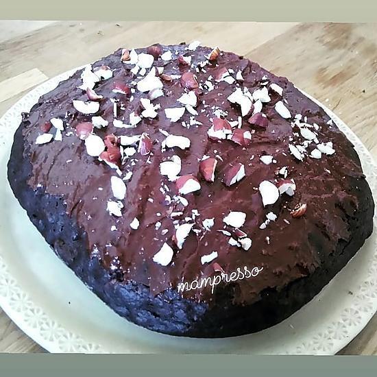 recette Brownie surprise