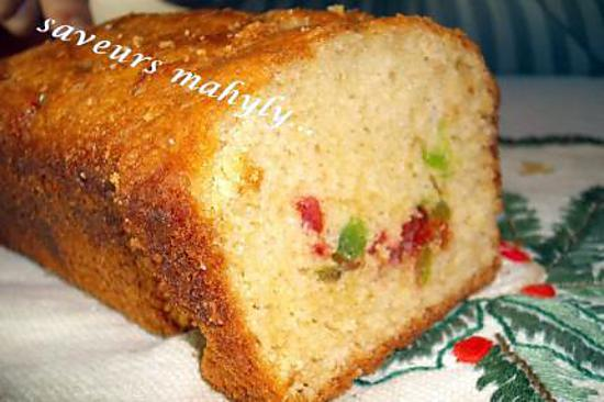 recette cake traditionnel...