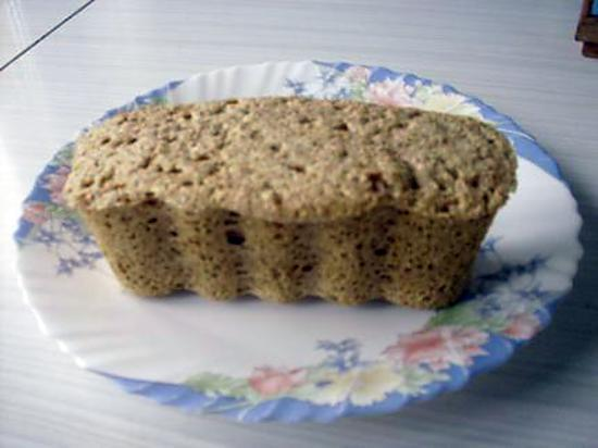 Recette de pain de mie proteine - Recette pain levure chimique ...