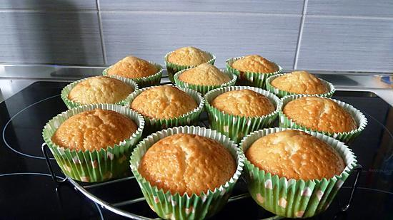 recette Muffins saveur citron