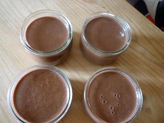 recette Crème au chocolat