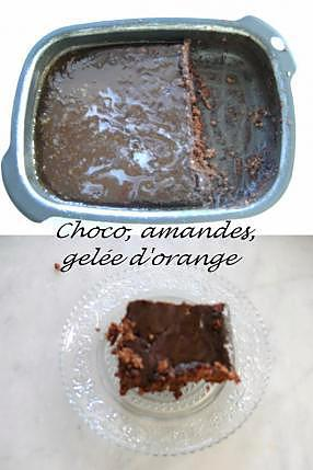 recette Gâteau au chocolat de Danièle