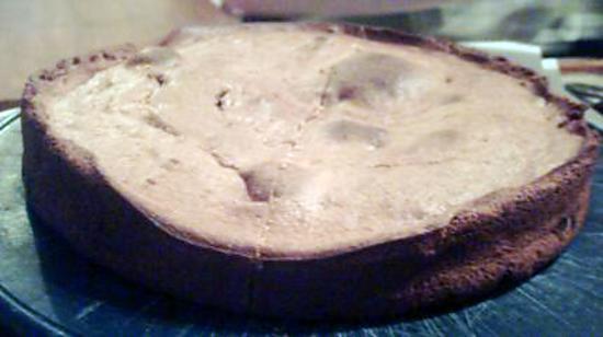 recette GATEAU BANANE-CHOCOLAT
