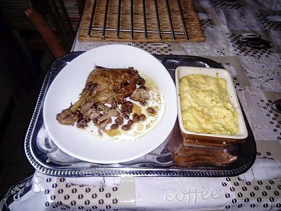 recette cuisses de canard a l orientale
