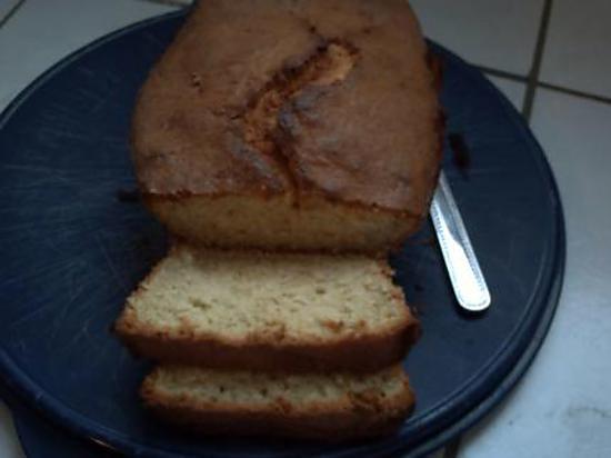 recette CAKE A LA NOIX DE COCO