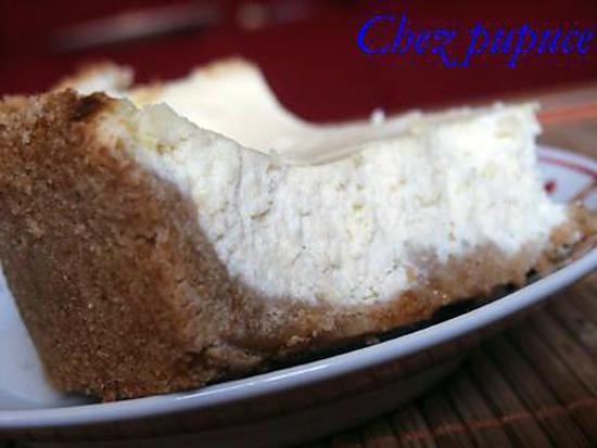 recette cheesecake à la ricoota & citron