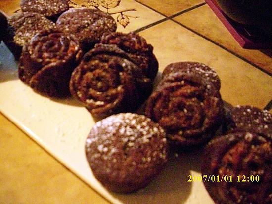 recette muffins au cacao