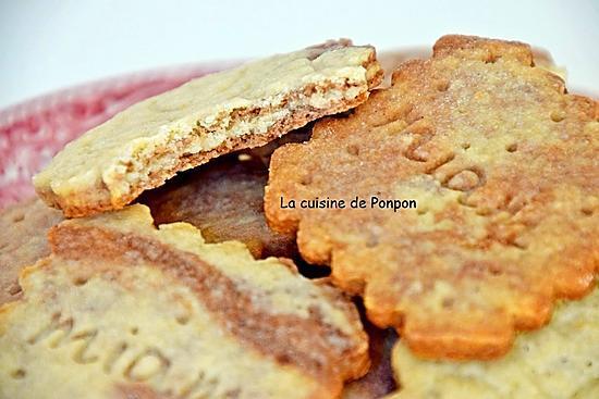 Recette De Biscuit Aux Amandes Poudre De Combava Et Cacao