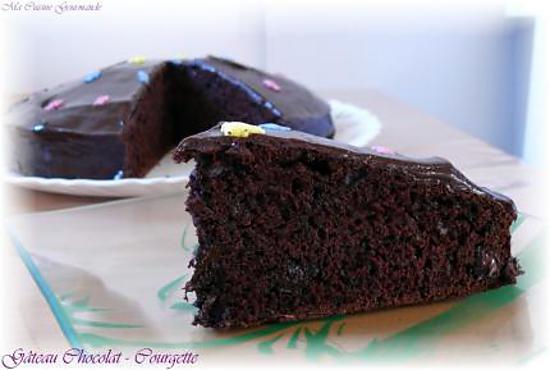 Recette gateau chocolat moelleux nestle