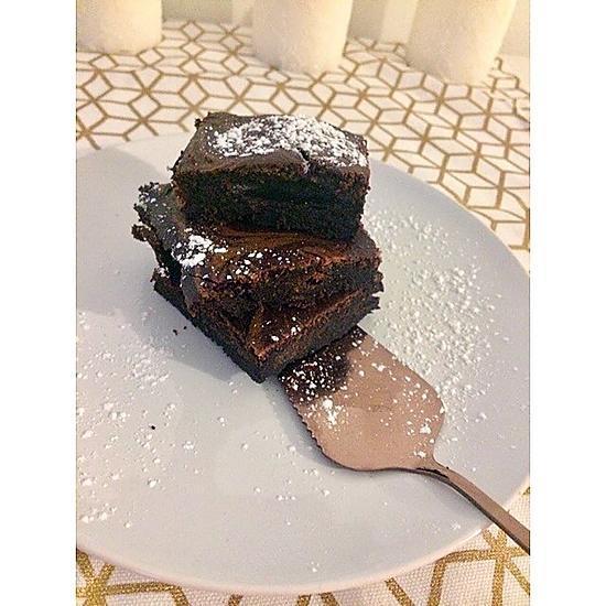 recette de brownie sans beurre sans sucre. Black Bedroom Furniture Sets. Home Design Ideas