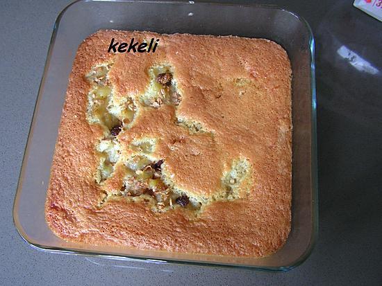recette Gâteau aux bananes et muesli