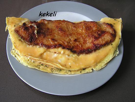 recette Escalope de dinde panée