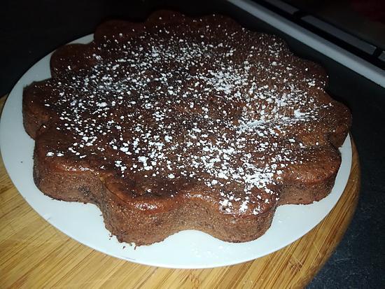 recette Fondant au chocolat et aux petits suisses