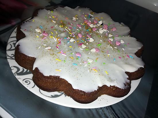 recette Gâteau au Nutella et au beurre de cacahuètes