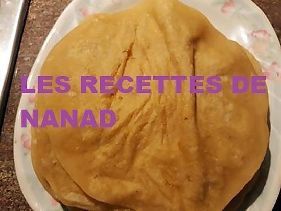 recette Dhall puri (galettes de pois cassés)