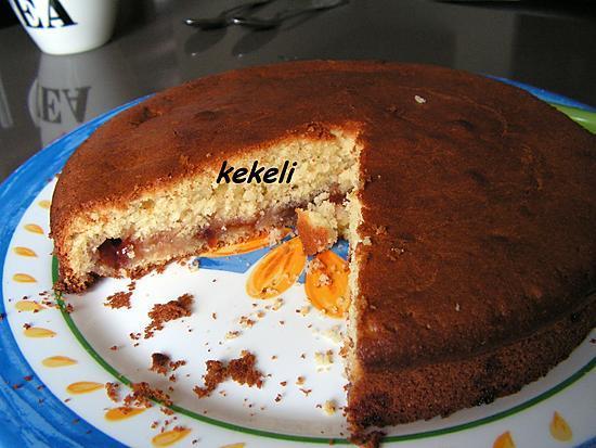 recette Gâteau à la confiture